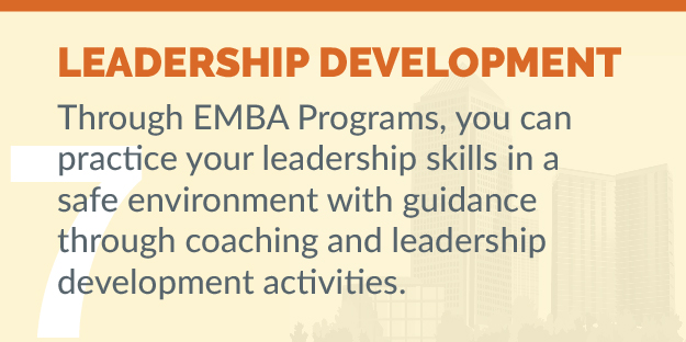 Considering EMBA - Reason 7 - Leadership Development